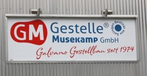 Musekamp Galvano Gestelle