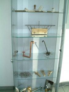 Referenzen Teilefertigung Galvano
